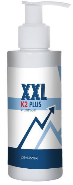 XXL K2 Plus butelka-maly